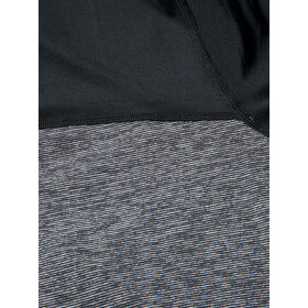 Berghaus Voyager Tech Tee LS Crew Baselayer Damen carbon marl/jet black